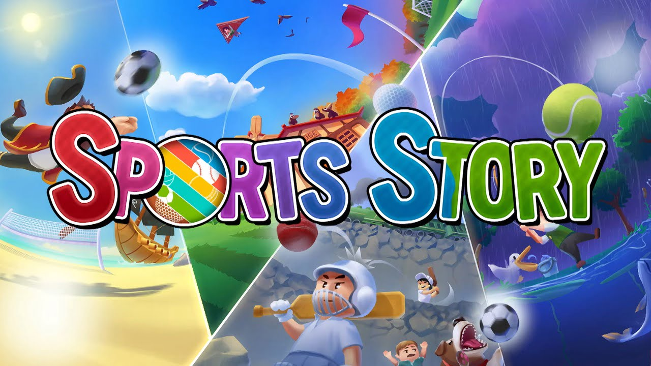 Sports Story - Nintendo Switch