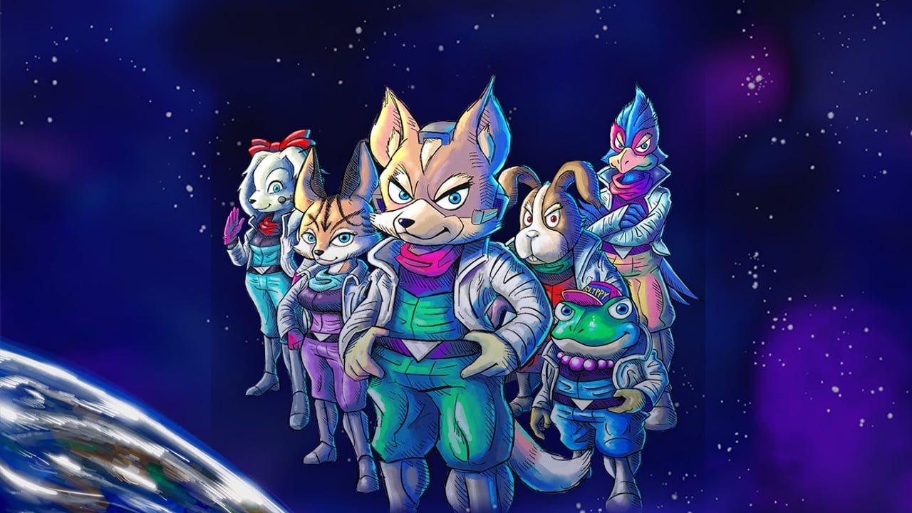 StarFox 2 SNES Nintendo Switch