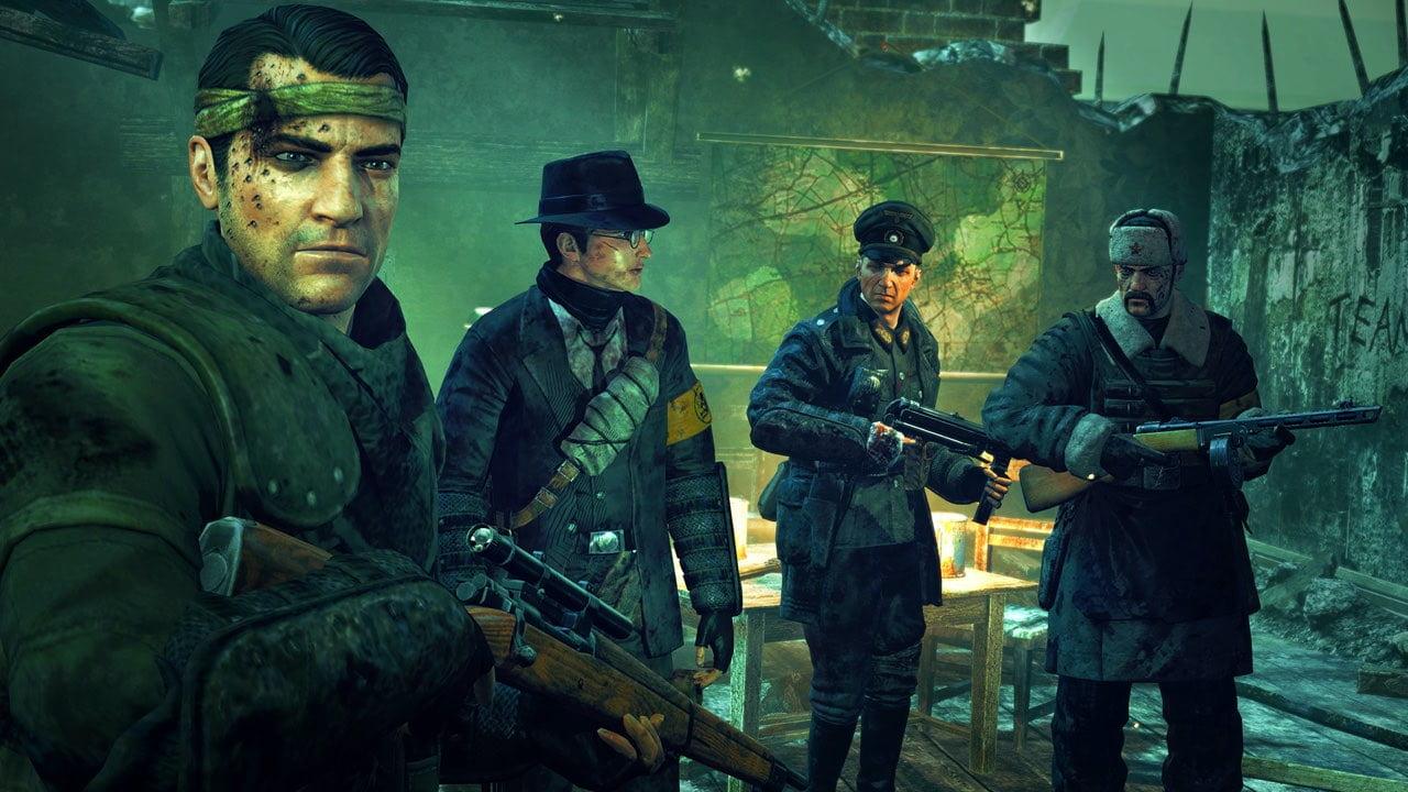 Zombie Army Trilogy - Nintendo Switch
