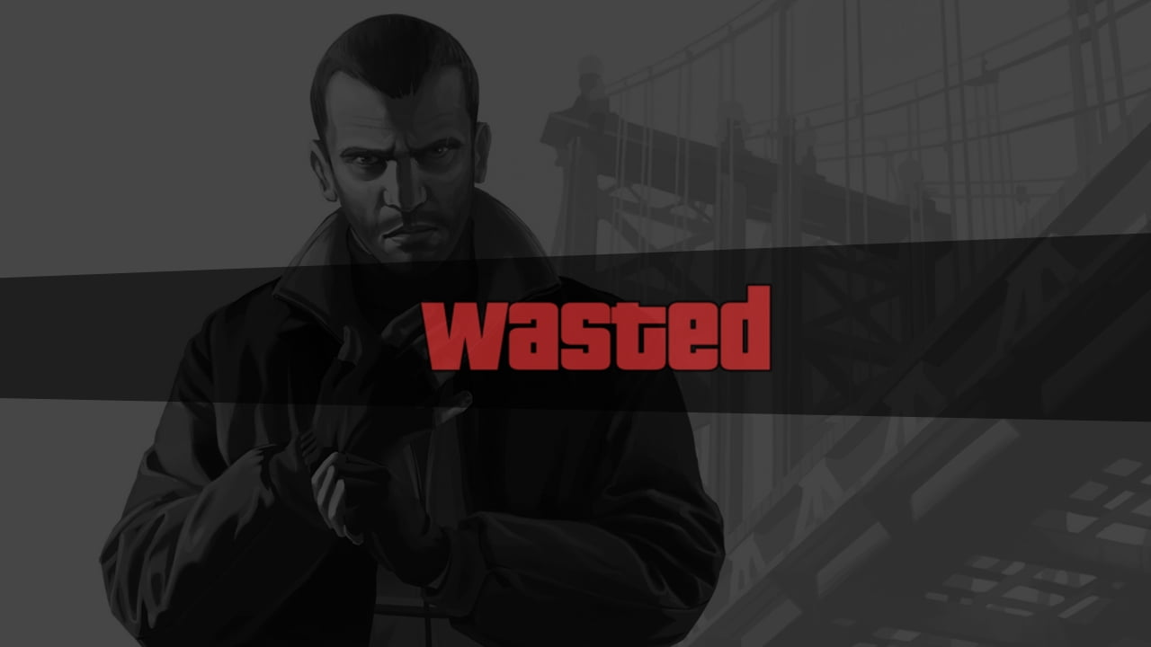 Grand Theft Auto IV has been removed from Steam due to GFWL