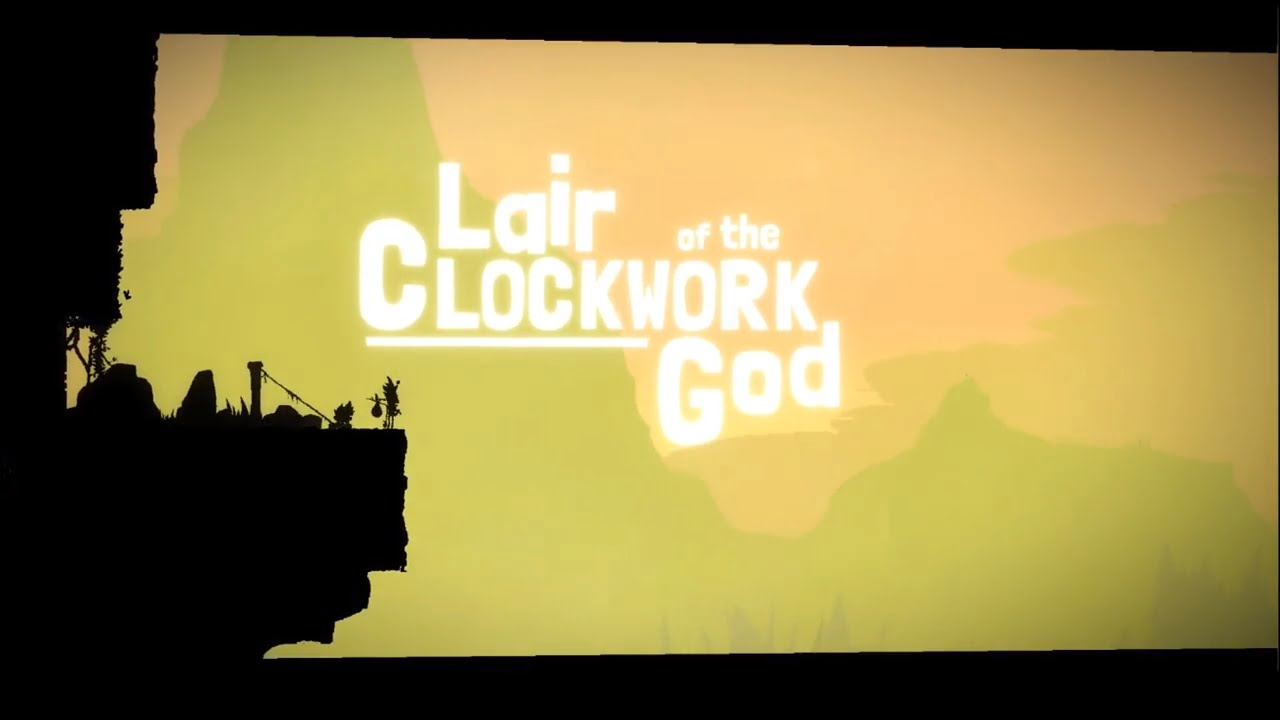 Lair of the Clockwork God