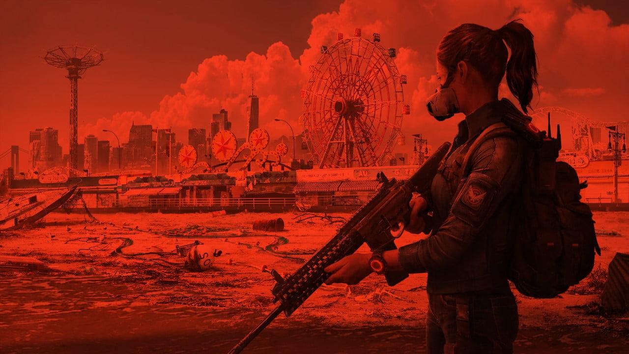 The Division 2 Coney Island