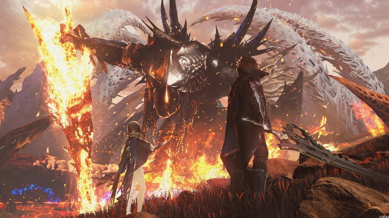 Code Vein - Hellfire Knight