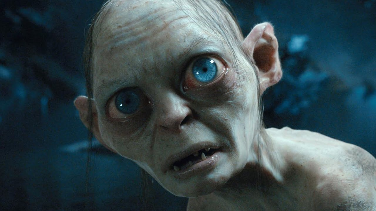 Gollum from The Lord of the Rings films
