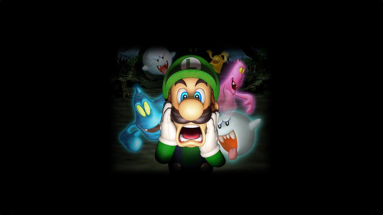 Luigi's Mansion - My Nintendo
