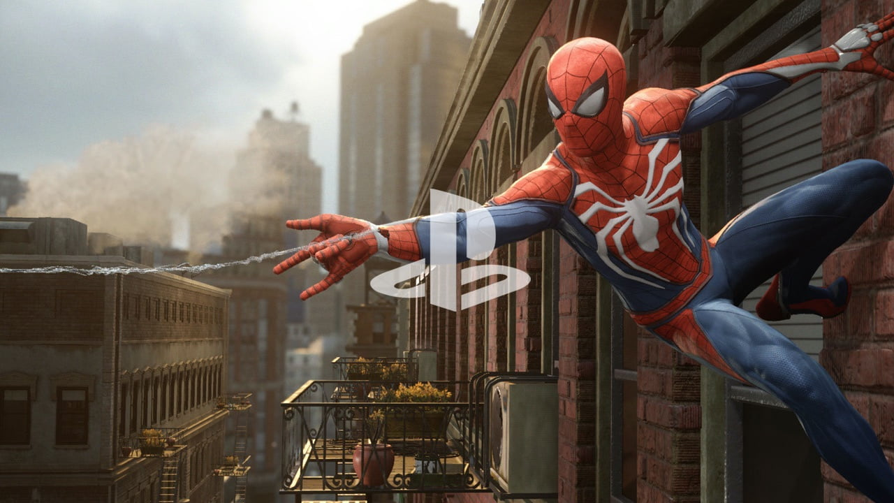 Spider-Man PS4, PS Now
