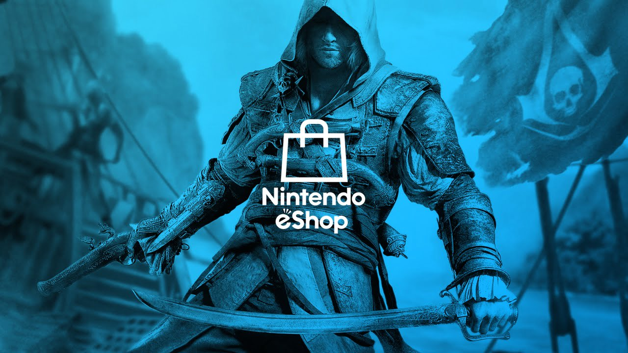 Nintendo Switch - Assassin's Creed: Blag Flag