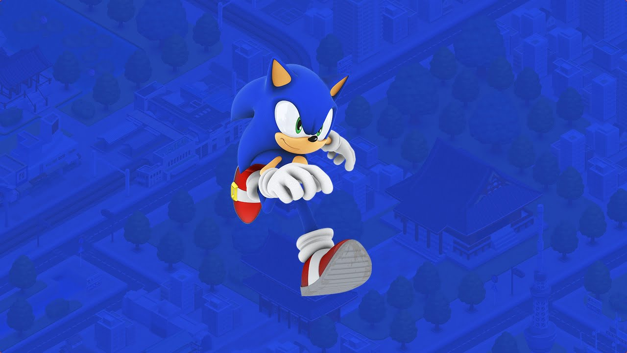 Sonic at the Olympic Games - Tokyo 2020
