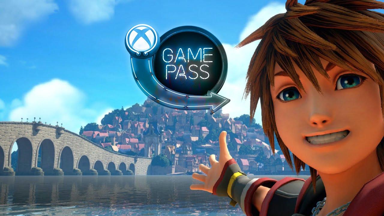 Xbox Game Pass - Kingdom Hearts III