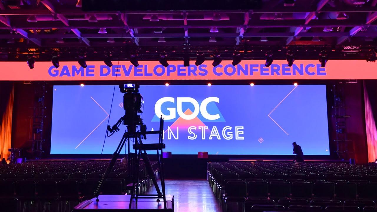 GDC 2020 virtual talk schedule