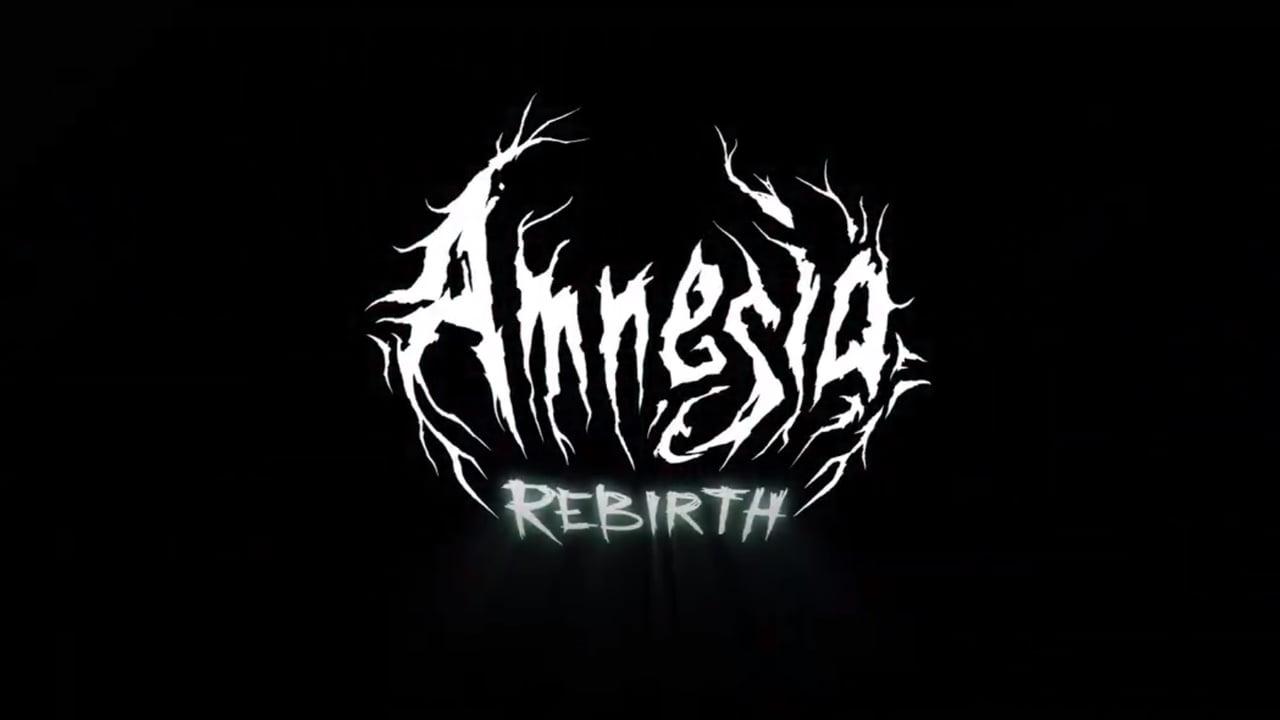 Amnesia Rebirth logo