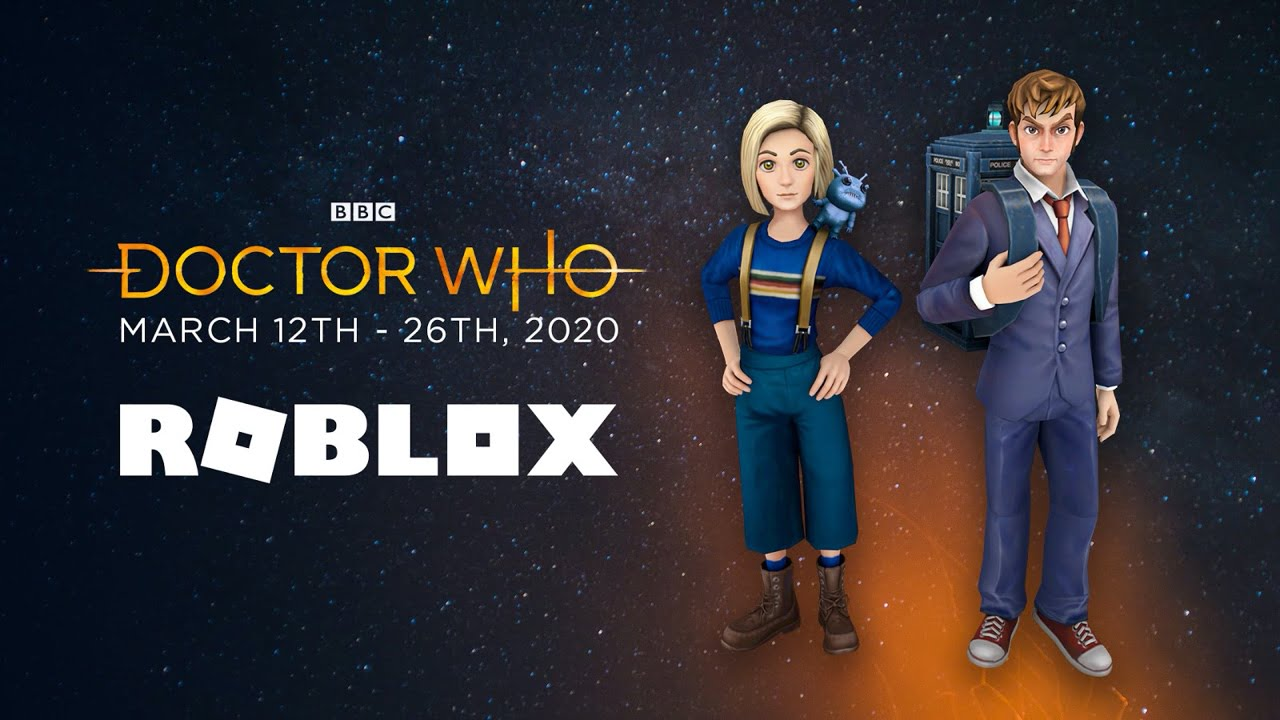 Doctor Who - Roblox items