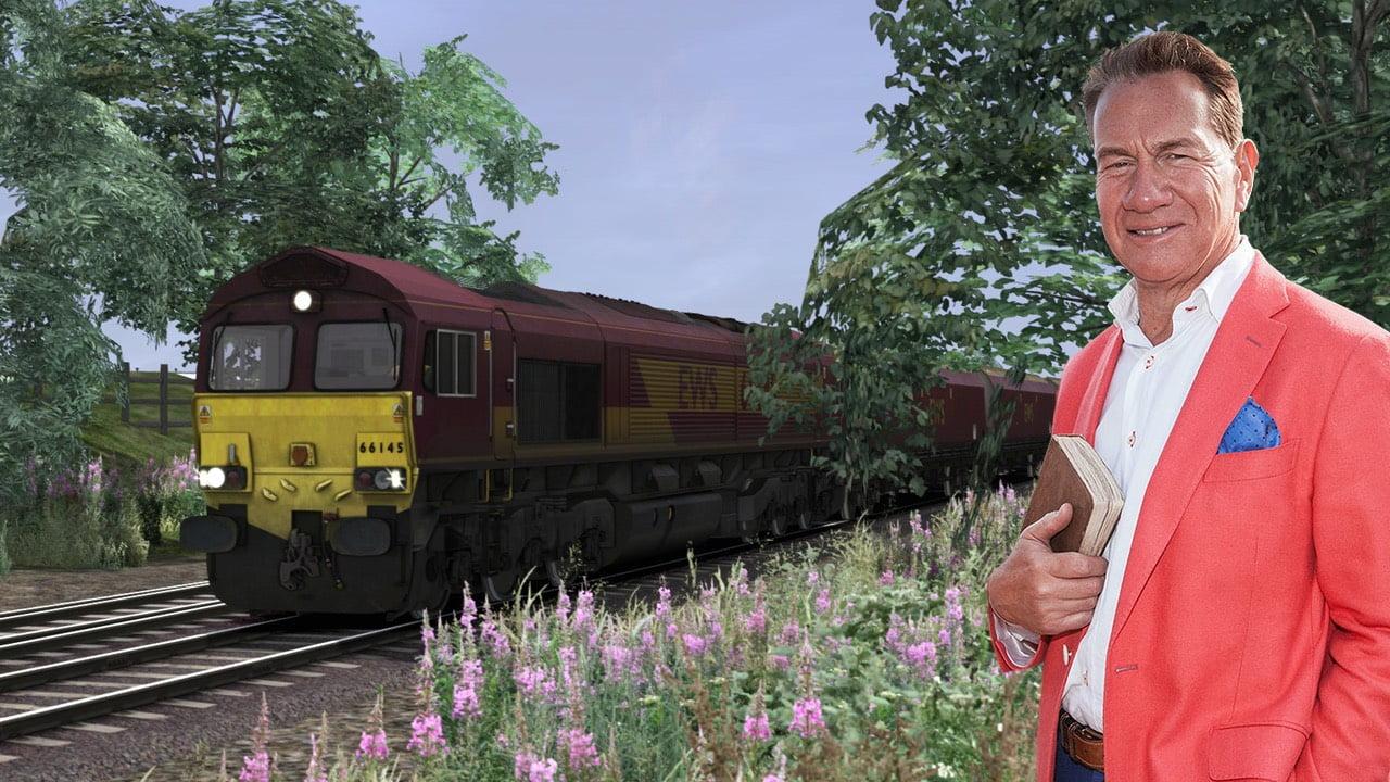 Great British Railway Journeys video game