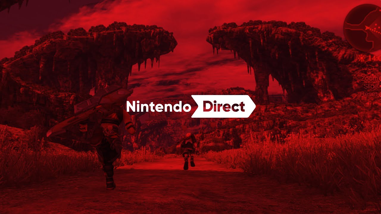 Nintendo Direct - March 2020
