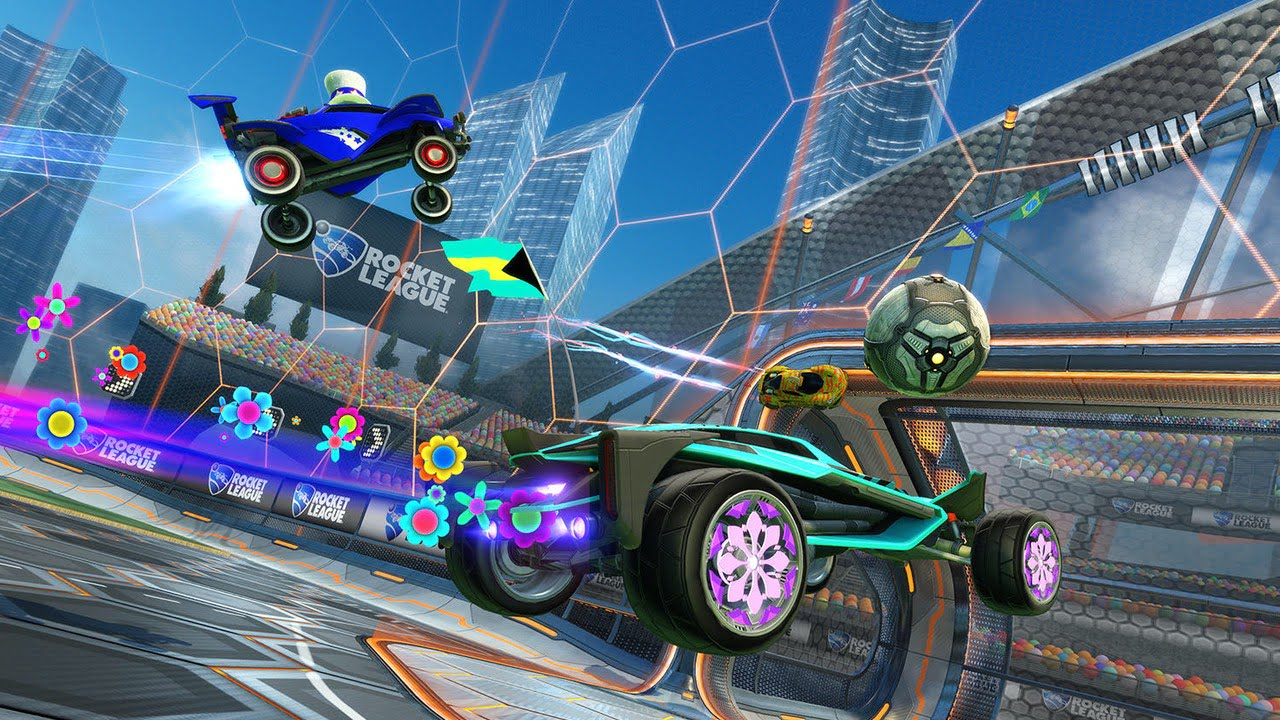 Rocket League update March 2020