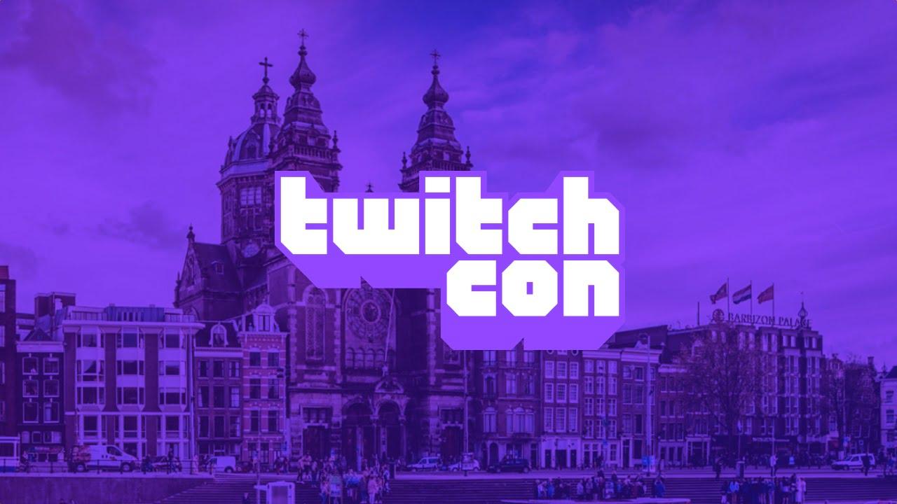TwitchCon Amsterdam cancelled