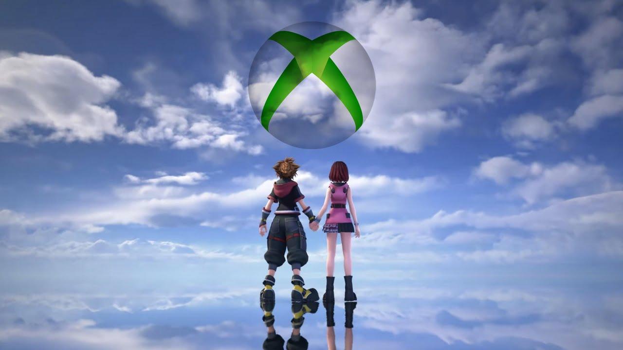 Xbox One sale - Kingdom Hearts III