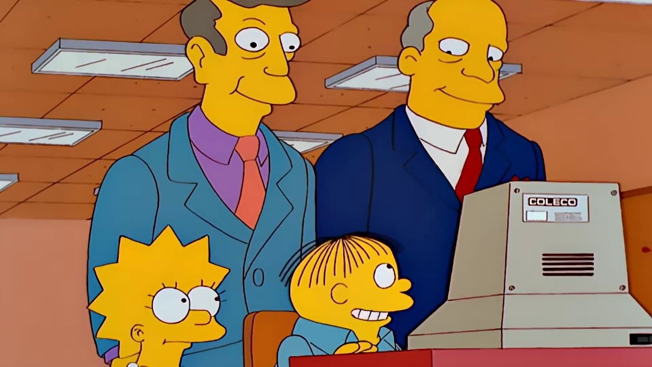 8 best Nintendo references in The Simpsons