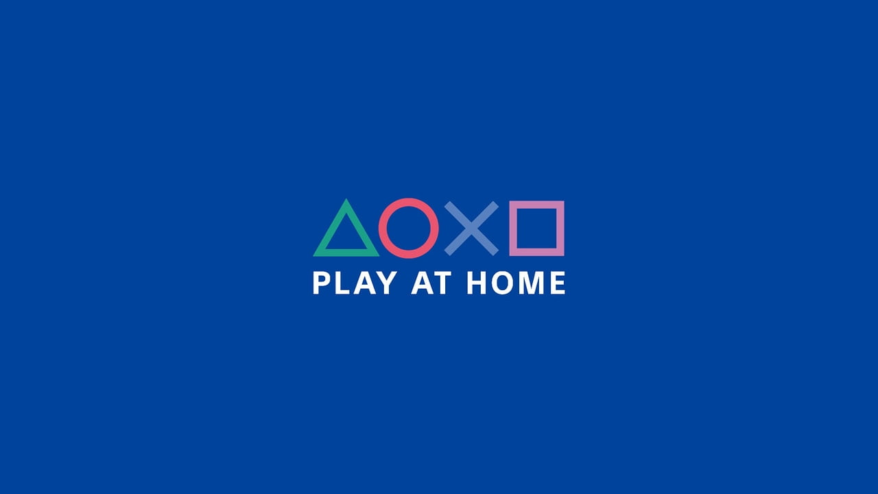 Sony PS4 Play at Home initiative