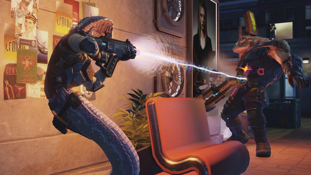 XCOM: Chimera Squad screenshot