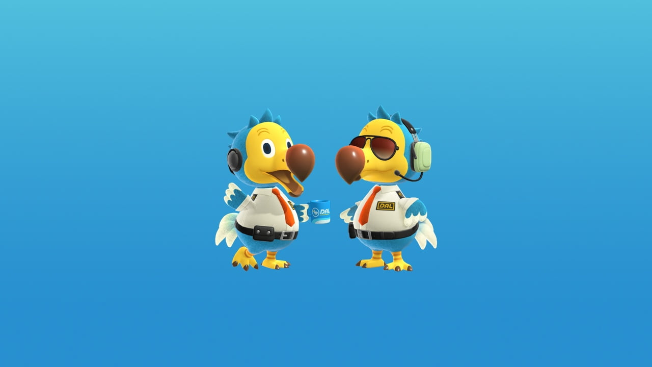 Animal Crossing New Horizons - Dodo Airlines