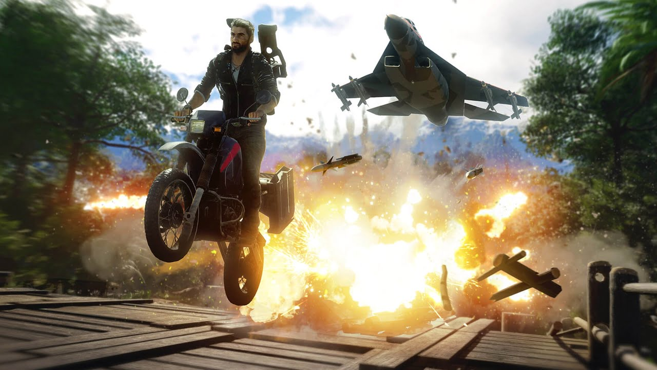 Just Cause 4 - Epic Games Store
