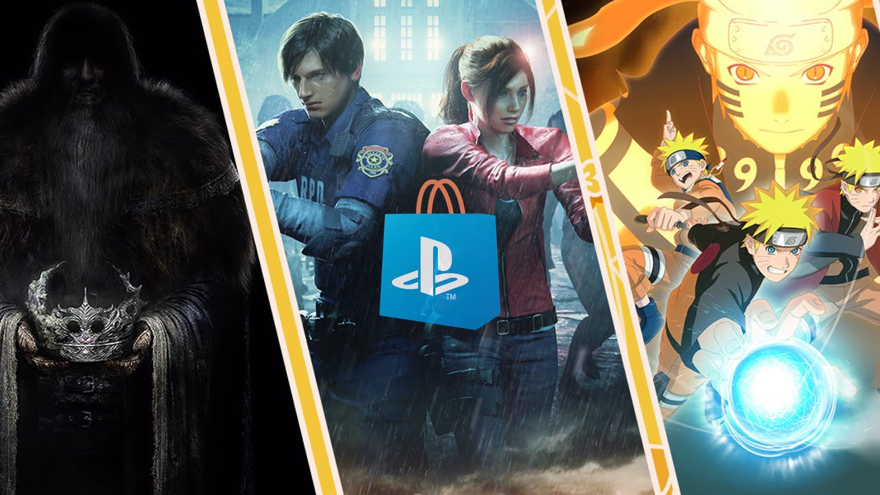 PlayStation Store Big in Japan Sale
