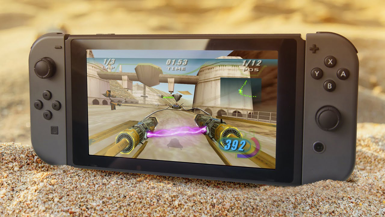 Star Wars Episode 1: Racer - Nintendo Switch
