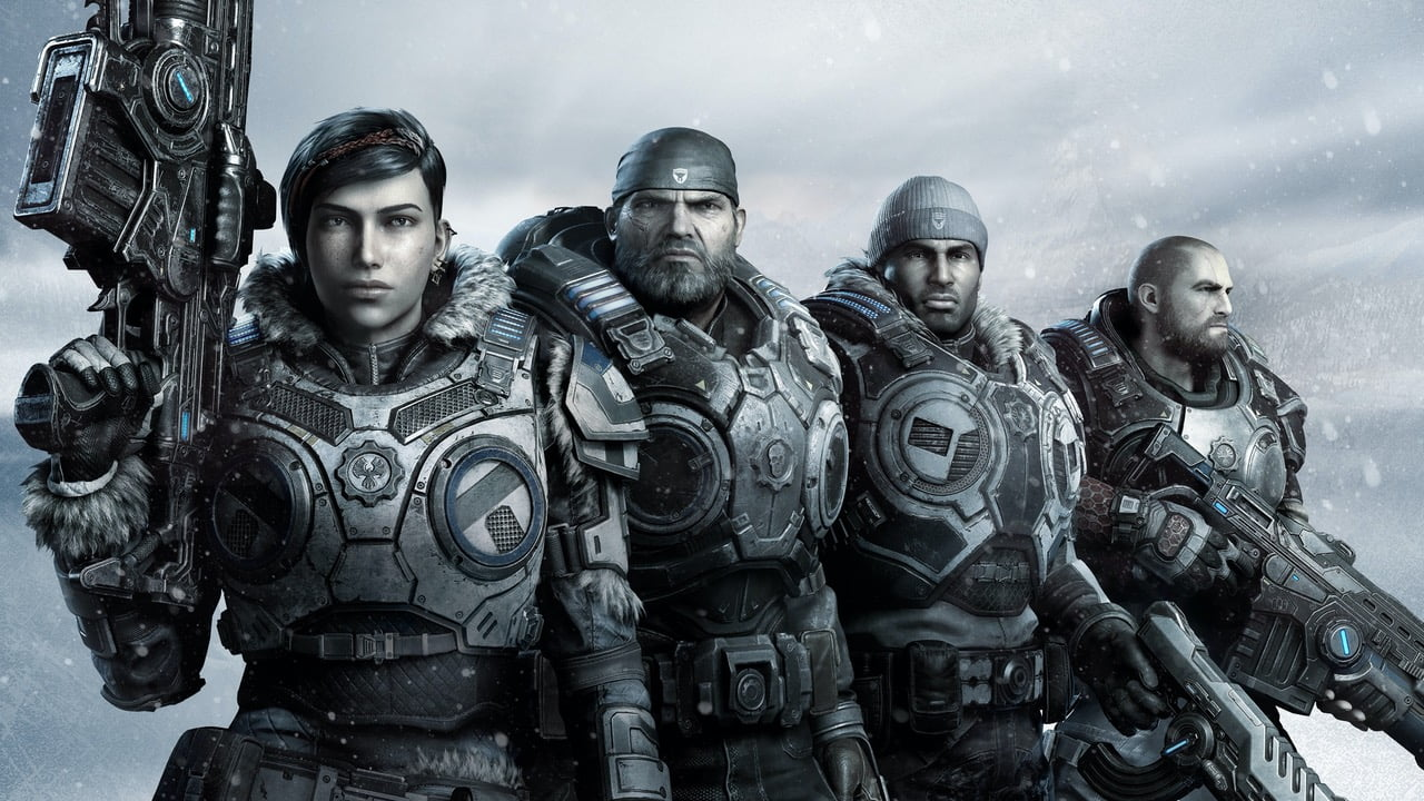 Xbox One - Gears 5
