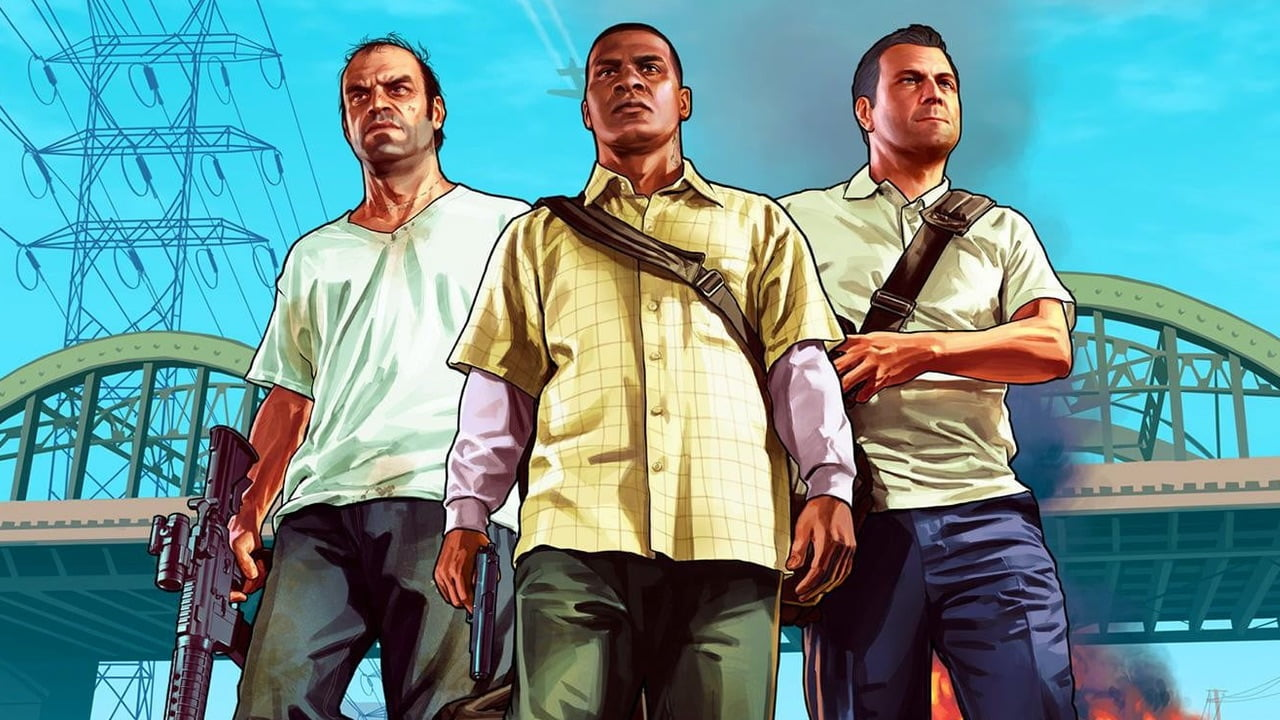 Grand Theft Auto V - Epic Game Store