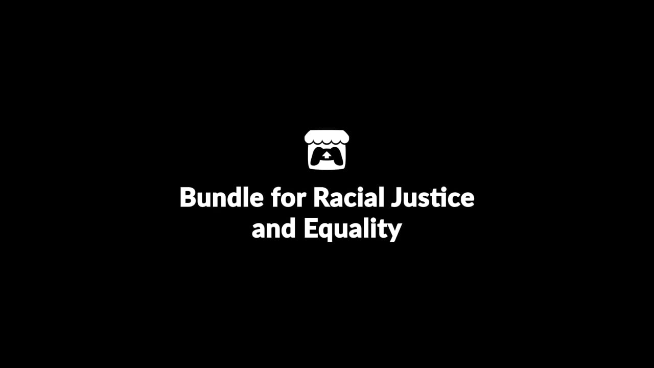 Humble bundle for racial justice and equality