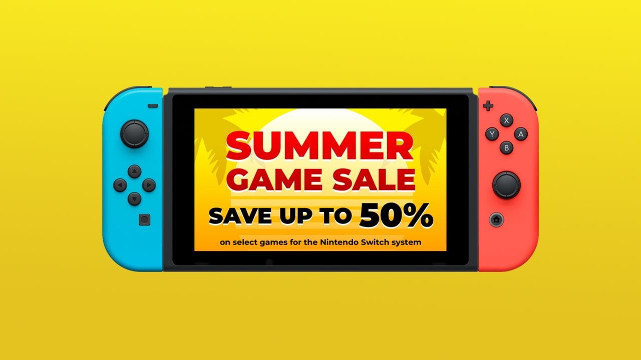 Nintendo eShop Summer Game Sale
