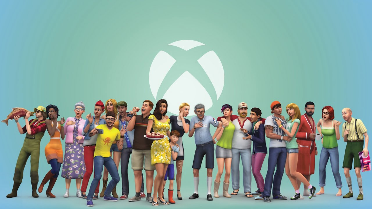 Xbox One - The Sims 4