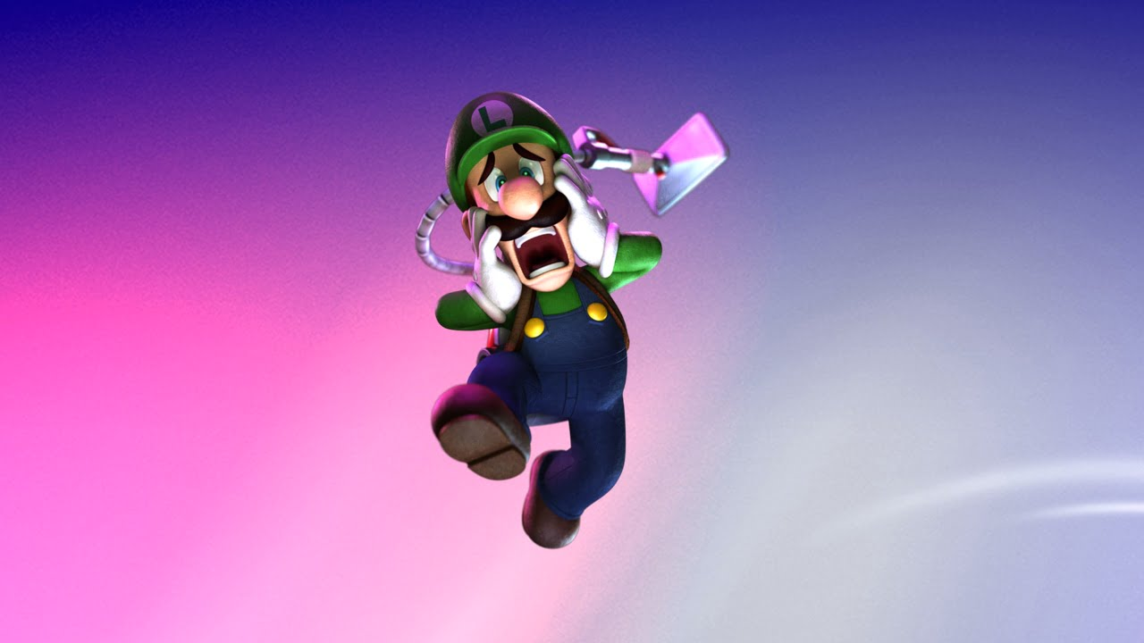 Luigi's Mansion 2 - My Nintendo