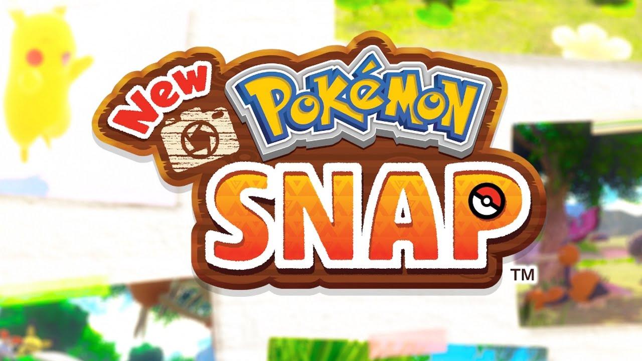 New Pokémon Snap logo