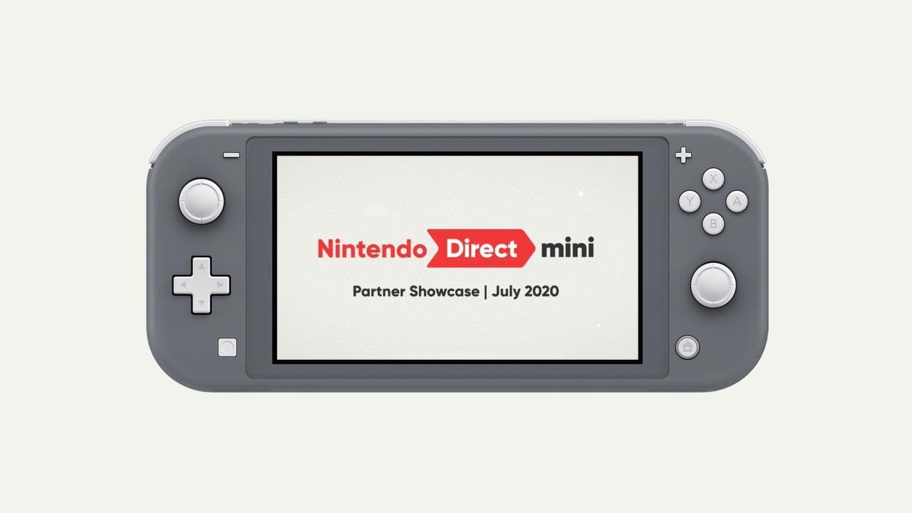 Nintendo Direct Mini July 20 2020