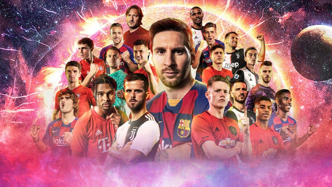 eFootball PES 2020 keyart