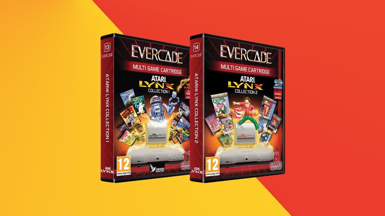 Evercade - Atari Lynx Collection