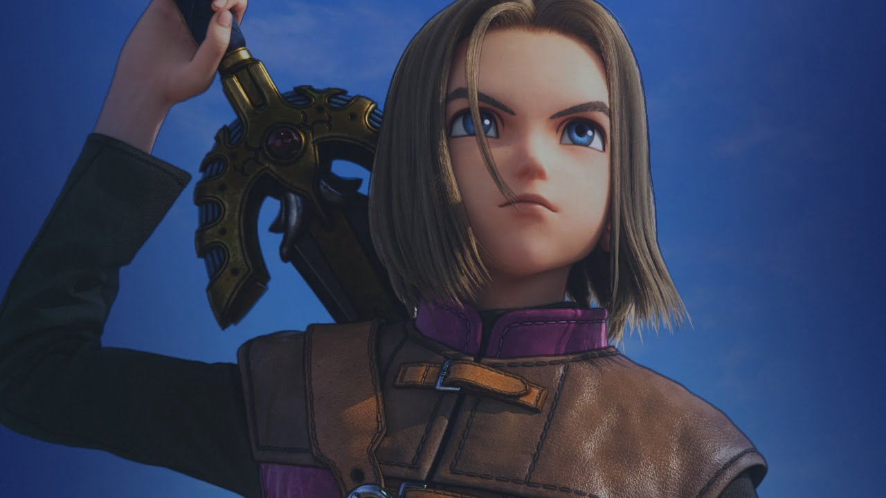 Hero - Dragon Quest XI