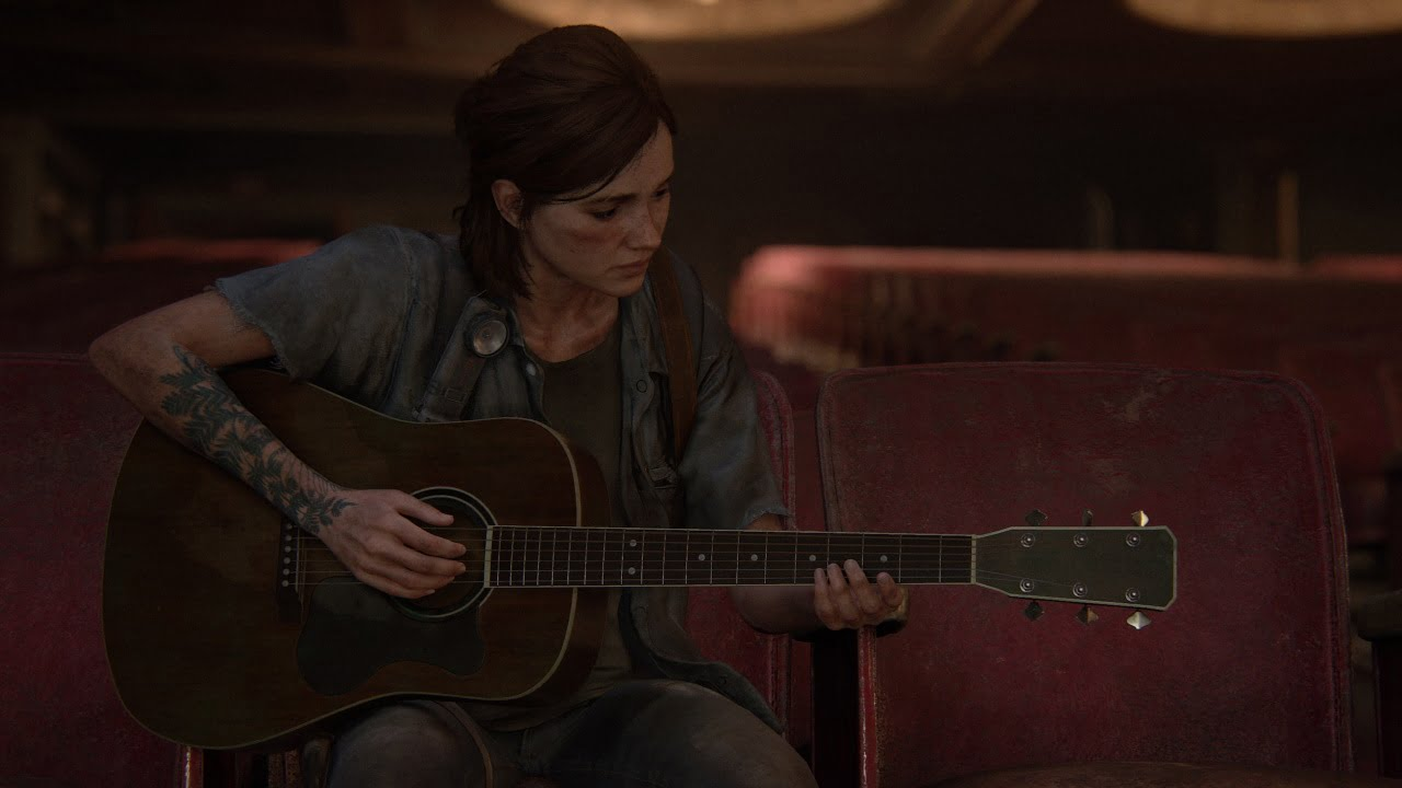 licensed songs covers the last of us part ii soundtrack