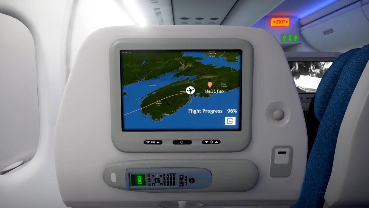 Airplane Mode Halifax