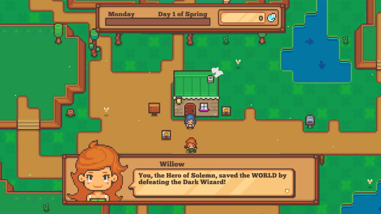 littlewood cosy RPG