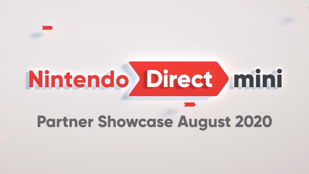 The rumored August Nintendo Direct is real and it's another Partner Showcase