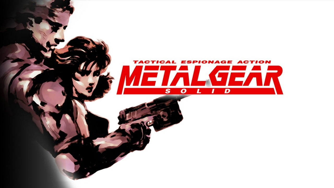 Metal Gear Solid available GOG