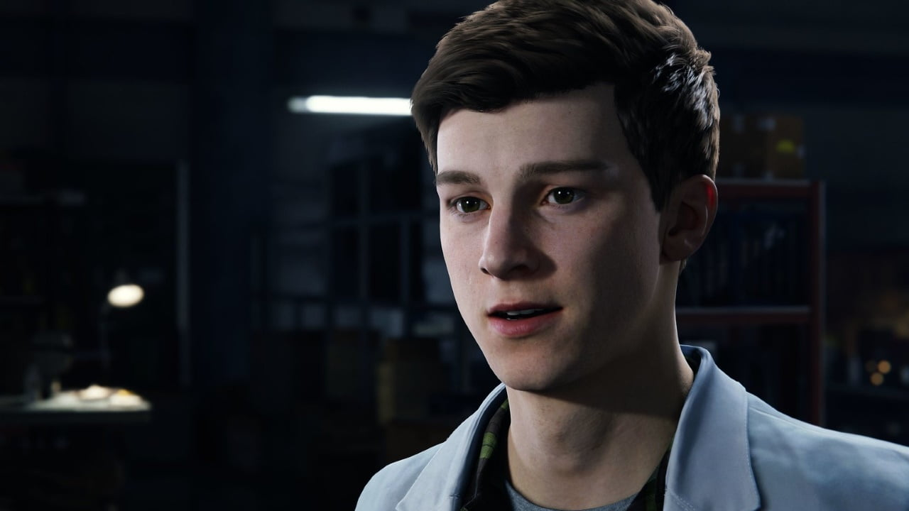 Peter Parker recast Marvel's Spider-Man remaster PS5