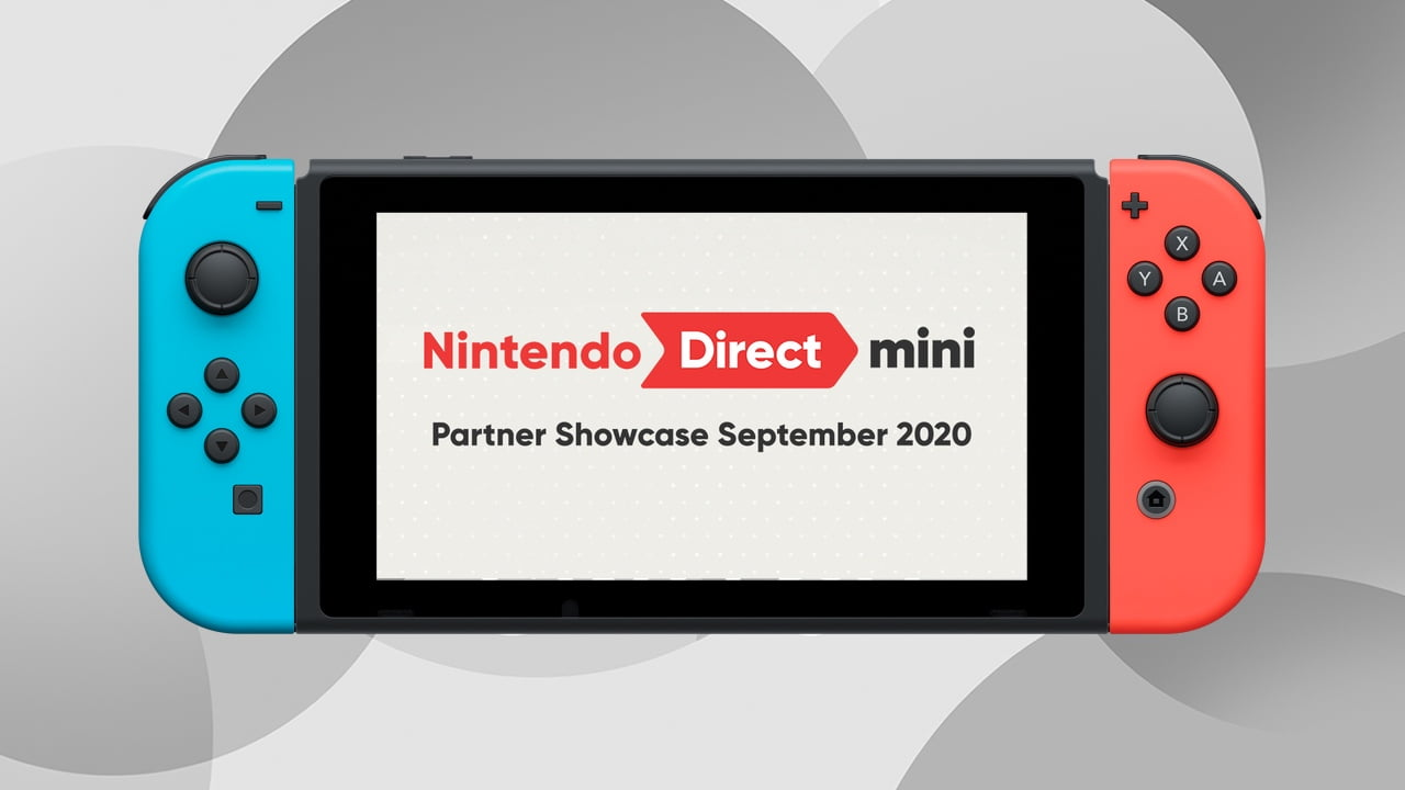 September Nintendo Direct Partner Showcase