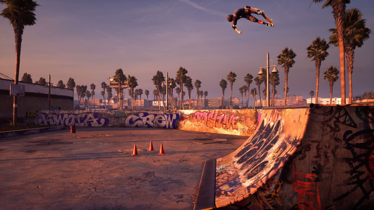 Tony Hawks Pro Skater 1 + 2 review