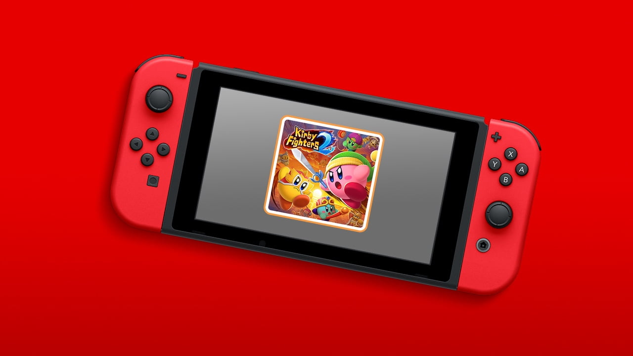Kirby Fighters 2 - Nintendo Switch