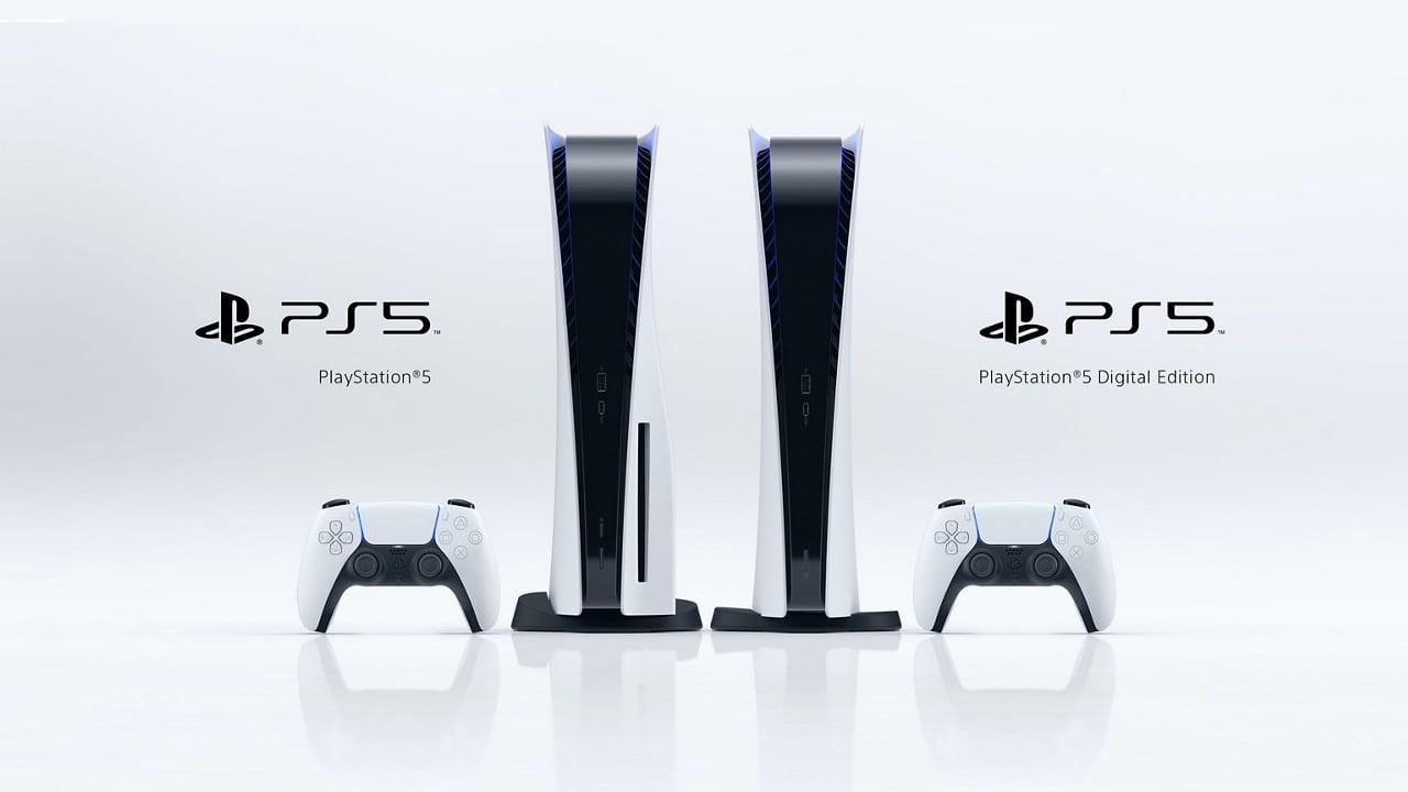 PlayStation 5 and PlayStation 5 Digital Edition
