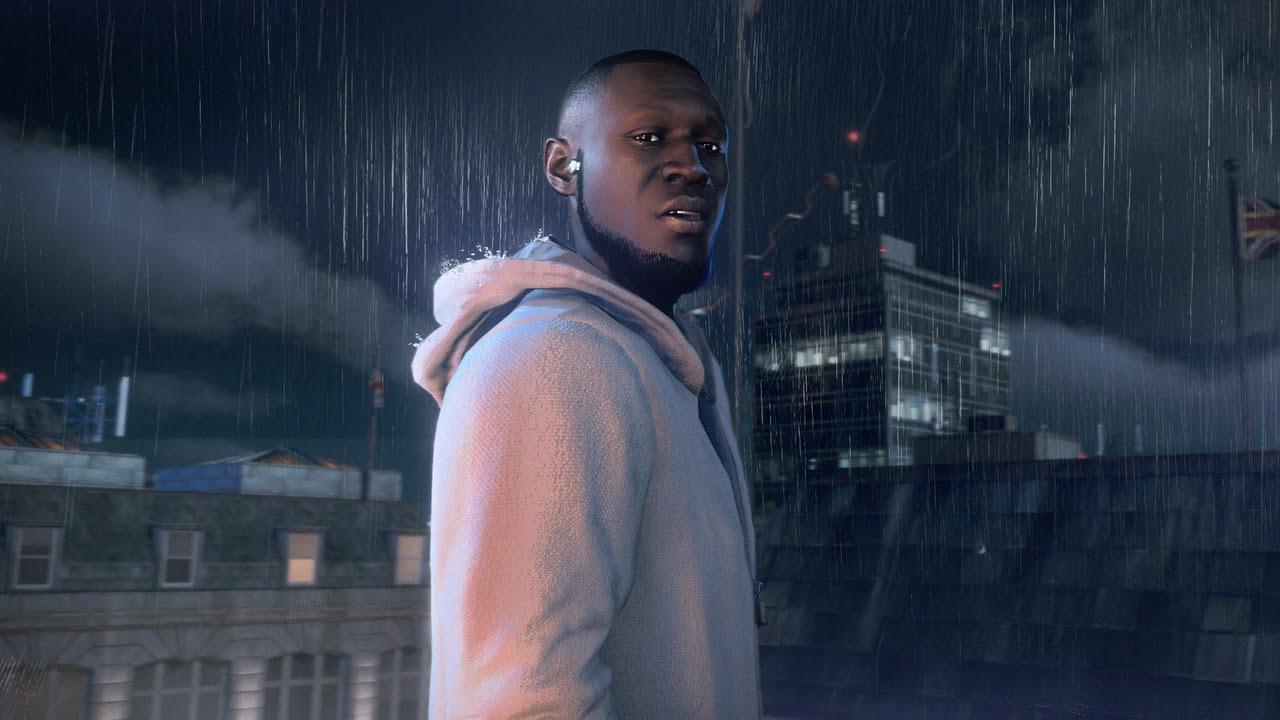 Stormzy in Watch Dogs Legion - Ubisoft Forward